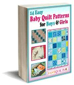 14 Easy Baby Quilt Patterns