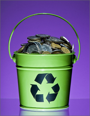 Turning trash to cash how to get paid to recycle favecrafts for Get paid to make crafts