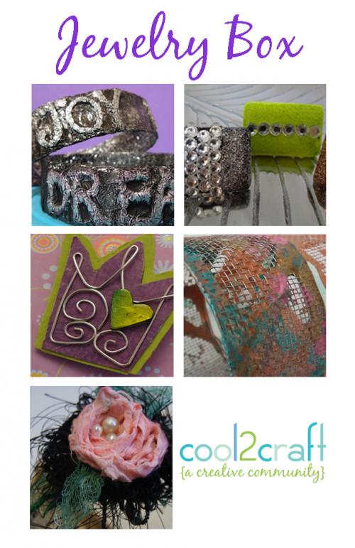 Cool2Craft TV - Jewelry Box - April 16, 2012