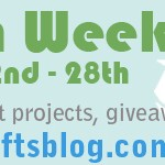 Earth Week on FaveCrafts Blog
