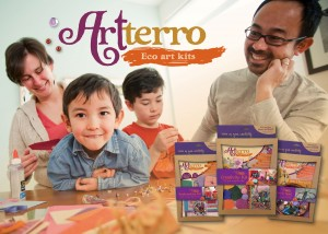 Artterro Eco Crafting Kits