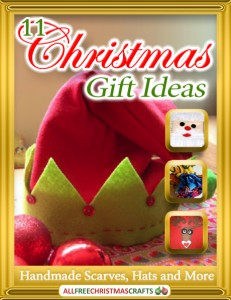 afcc xmas marchNEW 231x300 Give the Gift of Holiday Wearables with New eBook from AllFreeChristmasCrafts