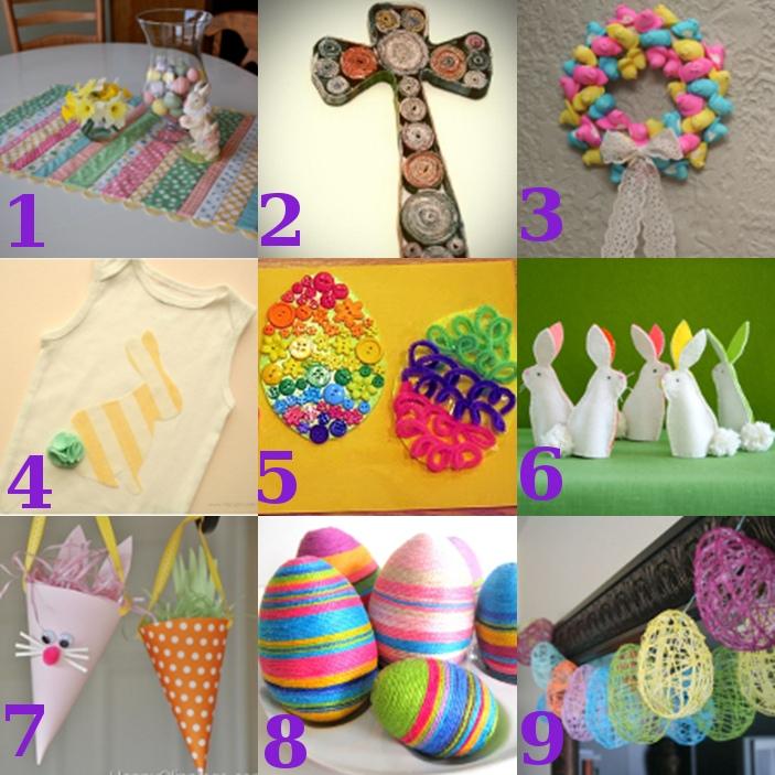 linklove 040512 Link Love: Easter Crafts