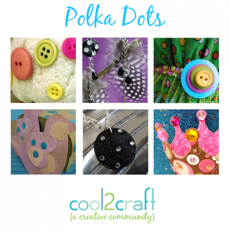 Cool2Craft TV - Polka Dots