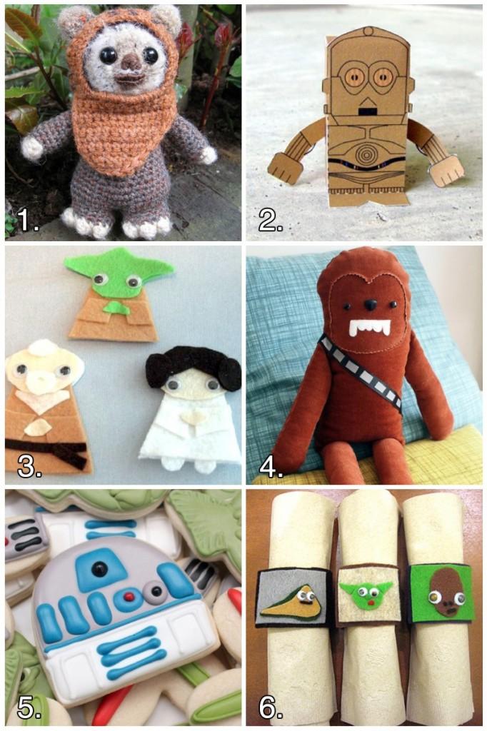 star wars craft grid 682x1024 Geek Crafts: Star Wars Craft Roundup
