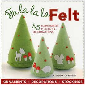 160540 main AllFreeChristmasCrafts Giveaway: Fa La La La Felt