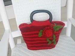 Rose-Tote-Bag