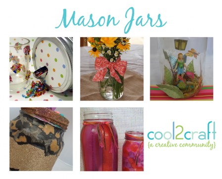 Cool2Craft TV - Mason Jars