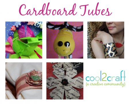 EcoCool Cardboard Tubes - Cool2Craft TV