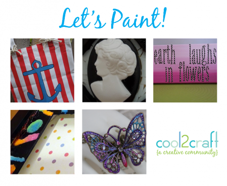 Let's Paint - Cool2Craft TV