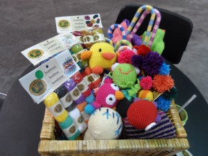 New Yarn Trends at CHA + Swag Bag Giveaway! - FaveCrafts