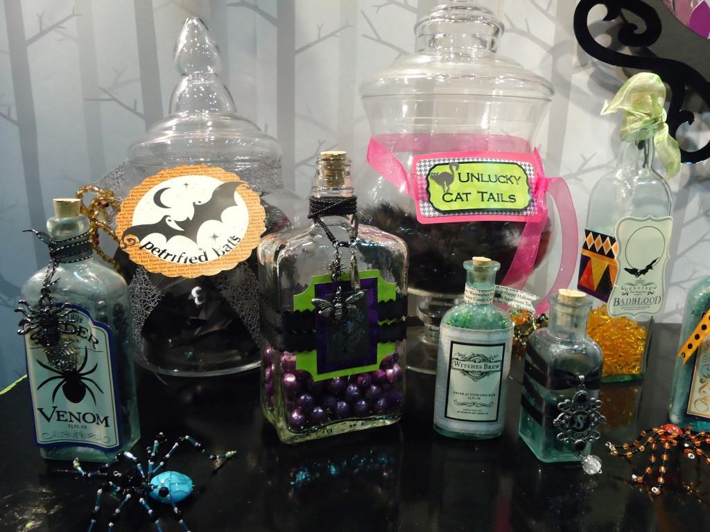 DCWV Apothecary Jars