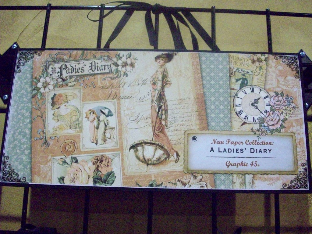 Graphic 45 A Lady's Diary Line
