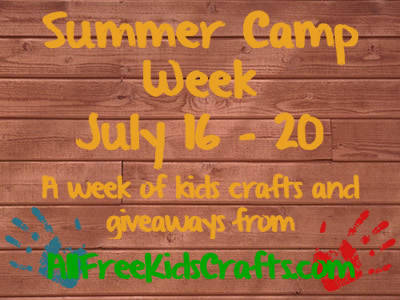 Summer Camp Week Giveaway