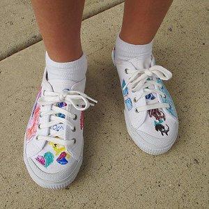 Doodle Shoes