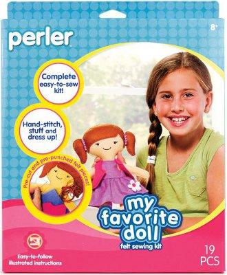 Perler Doll Kit
