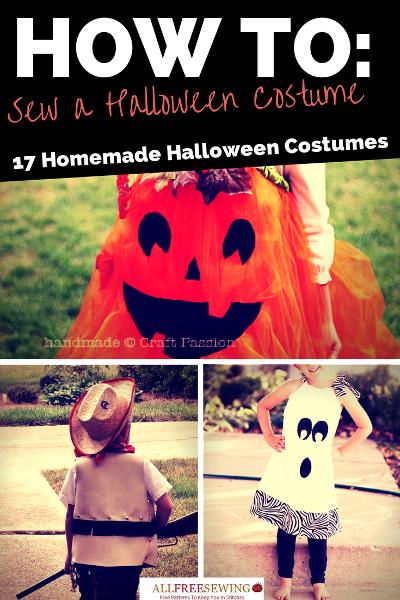 17 Homemade Halloween Costumes