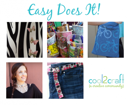 Cool2Craft TV: Eas Does It August 27, 2012