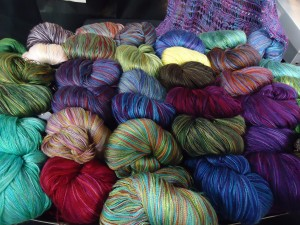 Yarns from Just Our Yarns