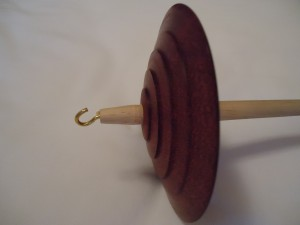 Drop Spindle from Carolina Homespun