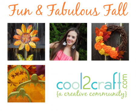 Cool2Craft TV Fun & Fabulous Fall