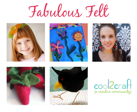 Cool2Craft TV - Fabulous Felt