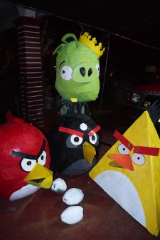 angrybirds 8 Fun and Simple Halloween Costume Ideas