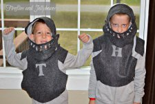 knights 8 Fun and Simple Halloween Costume Ideas