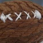 Stuffed Toy Football Sewing Pattern