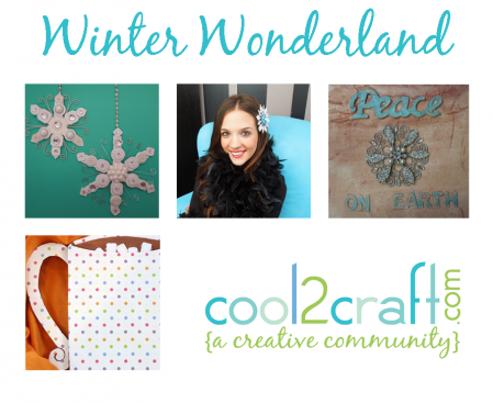 Winter Wonderland Cool2Craft TV