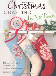 christmas crafting in no time AllFreeChristmas Crafts Giveaway: Christmas Crafting in No Time Book