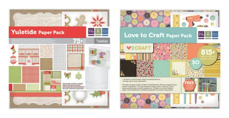 scrapbook Send Greetings to the Troops with FaveCrafts Charity Drive