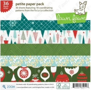 Holiday Paper Crafting Set