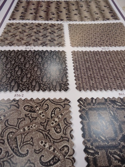 Mourning Grays by Carrie Quinn for Michael Miller Fabrics