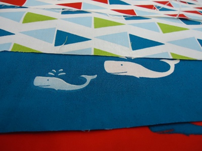Set Sail from Birch Fabrics