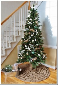 beachtree 206x300 Planning Your Christmas Tree Theme with Pinterest
