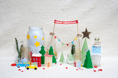 1 hp printables1 8 Christmas Crafts For Kids To Make