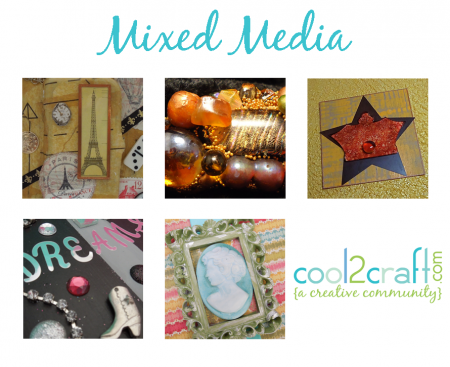 Mixed Media Cool2Craft TV