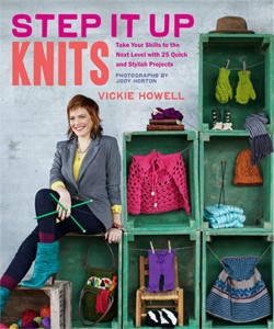 Step It Up and Knits 2 FaveCrafts Radio December Wrap Up & Giveaways