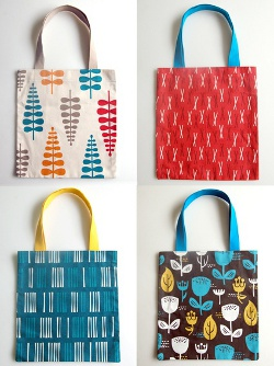 bags 4 Super Last Minute DIY Christmas Gifts