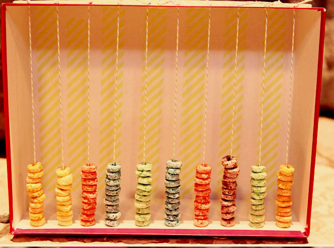 Cereal Abacus