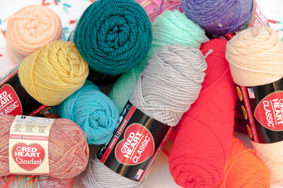 red heart yarn How to Make A Giant Pom Pom In 60 Seconds Flat