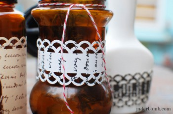 64 How to Decorate Glass Bottles With Fiskars Border Punches