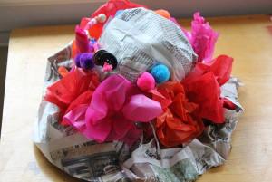 Newspaper-Birthday-Hat-II