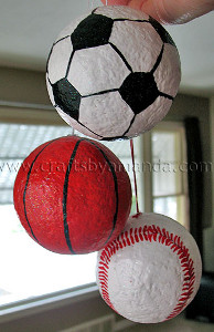 Sports-Ball-Party-Ornaments-II