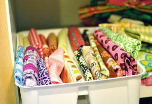 craft foxes 1 5 Crafty Tips For Organizing Your Creative Space