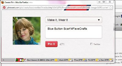 pin Pin Your FaveCrafts Favorites & Win a Red Heart Yarn Prize Package!