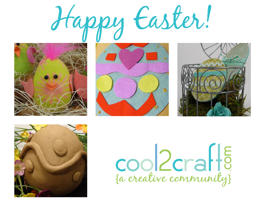 Easter 4-up Cool2Craft TV