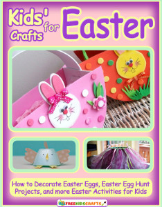Kids' Crafts for Easter eBook