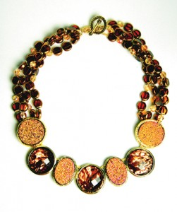 33425 251x300 Gold Rush Necklace: National Craft Month Project & Giveaway